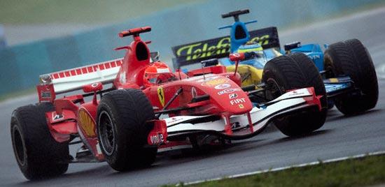 30 Greatest Battles In F1