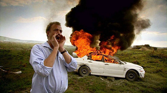 Craziest Top Gear Stunts