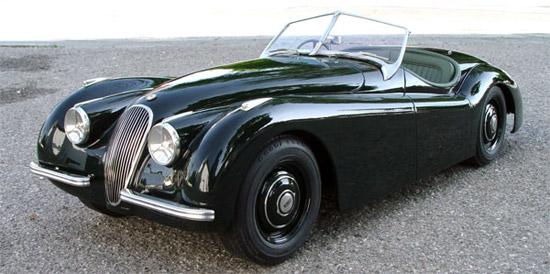 Jaguar XK1201