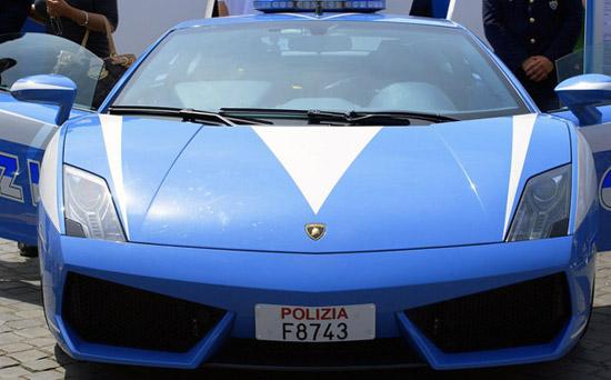Lamborghini Gallardo Polizia
