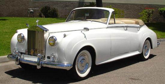 Rolls Royce Silvercloud III