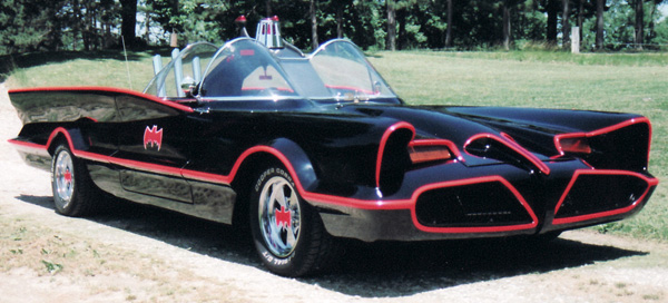 the bat mobile
